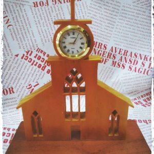 đồng hồ để bàn lưu niệm