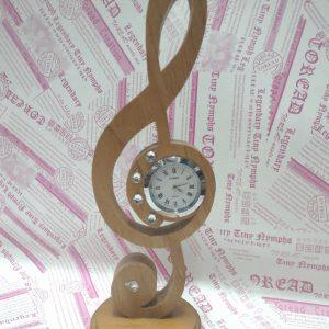 đồng hồ trang trí để bàn