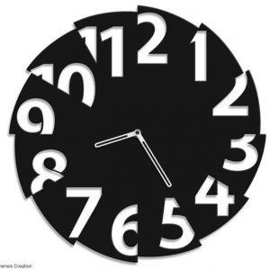 đồng hồ treo tường đơn giản