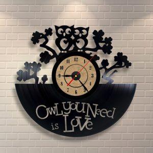 đồng hồ treo tường độc đáo tphcm