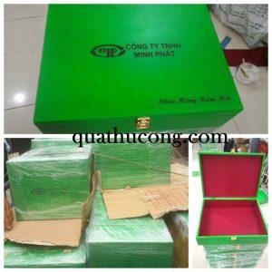 hộp gỗ quà tặng 32