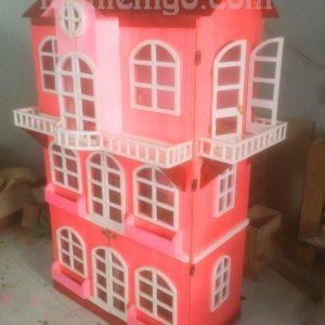 nhà cho búp bê barbie