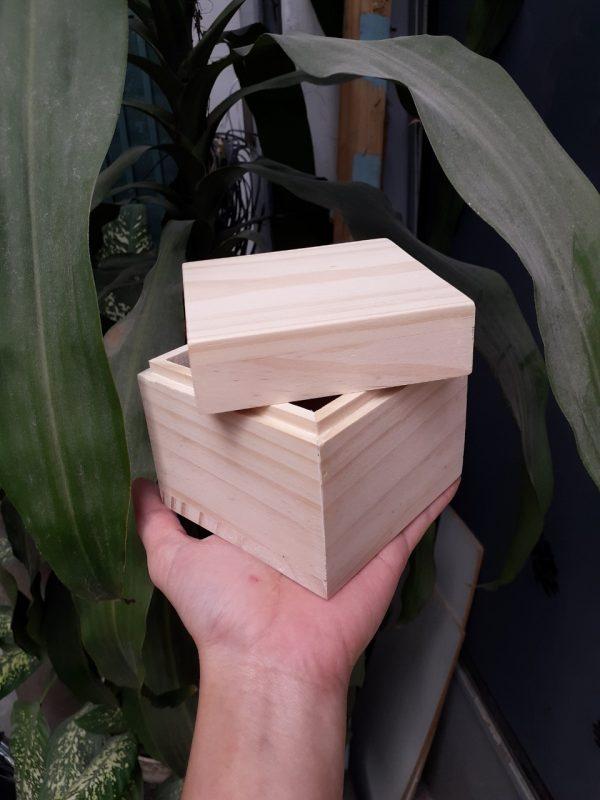 hộp gỗ đựng mứt