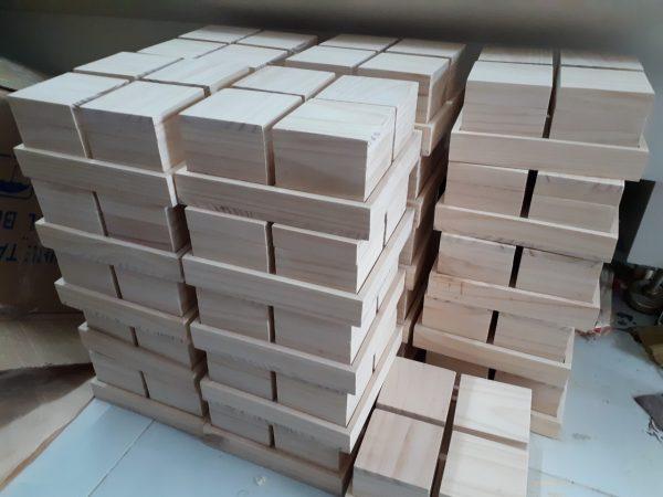 khay đựng mứt bằng gỗ